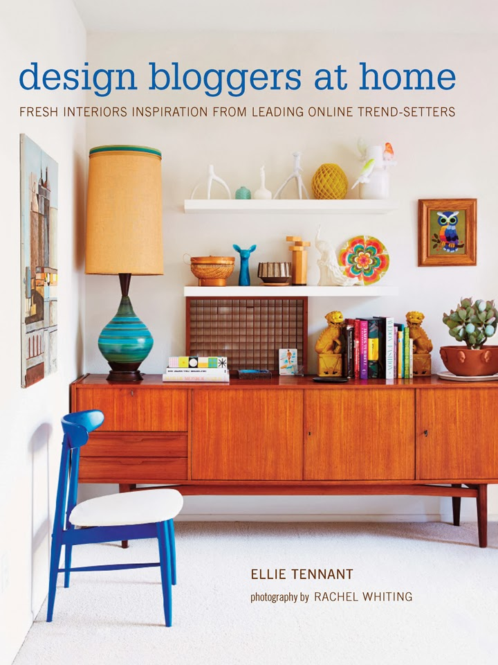 Design Bloggers At Home book on BODIE and FOU le Blog
