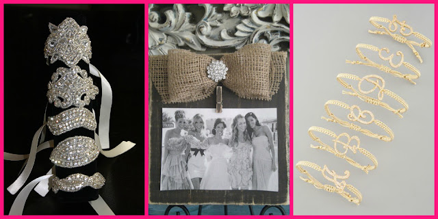 Pretty Bridesmaid Gifts