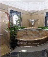 IMELDA AKMAL AWARD (ARTDECO BATHROOM)