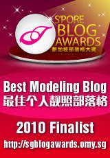 ♥Best modeling blog award♥