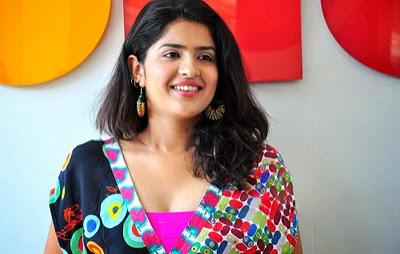 Deeksha Seth At Tata Docomo Showroom