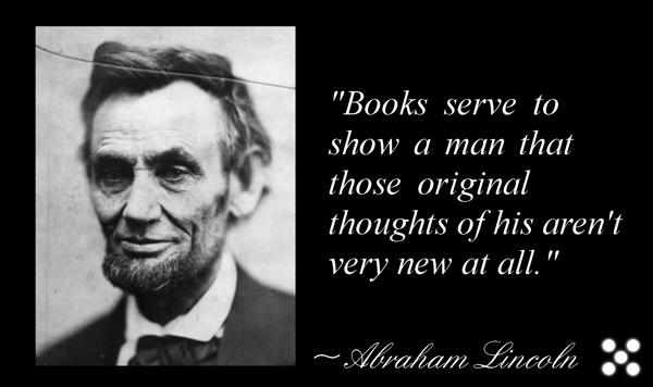... Azorian: OC... Honest Abe Book