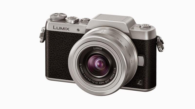 Fotografia della Panasonic Lumix GF7