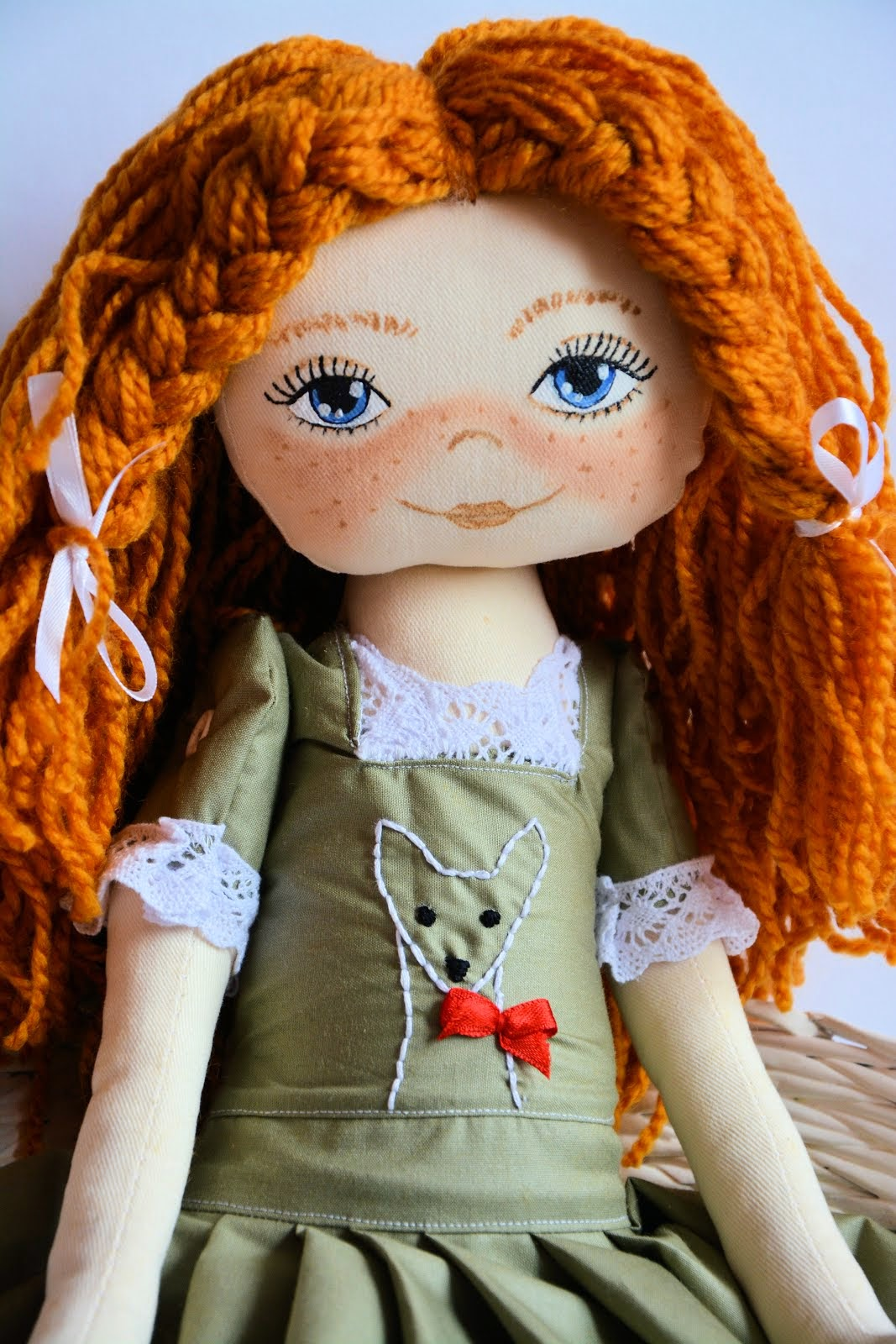 Lale kolekcjonerskie - Dolls with heart