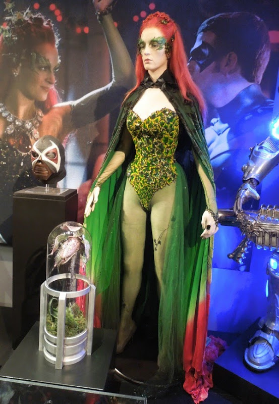 Poison Ivy Batman Robin movie costume