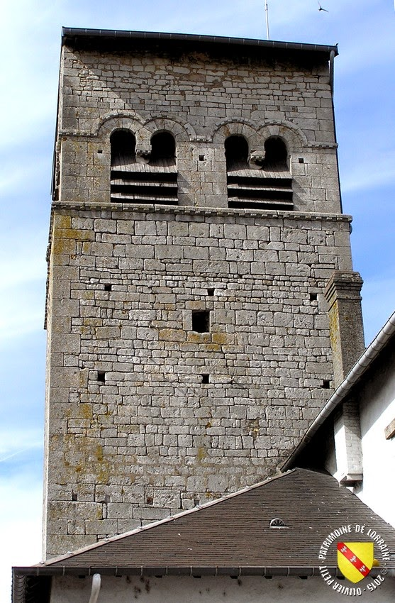 BLENOD-LES-PONT-A-MOUSSON (54) - Eglise Saint-Etienne