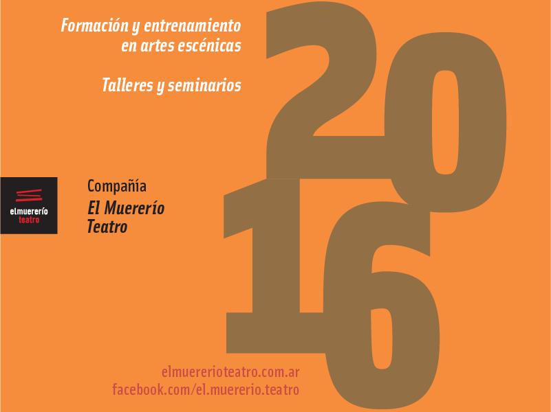 Talleres y seminarios 2016