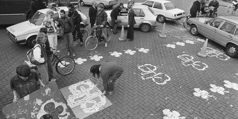 1980, Amsterdam