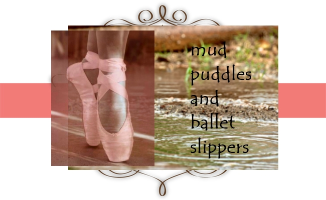 Mud Puddles and Ballet Slippers