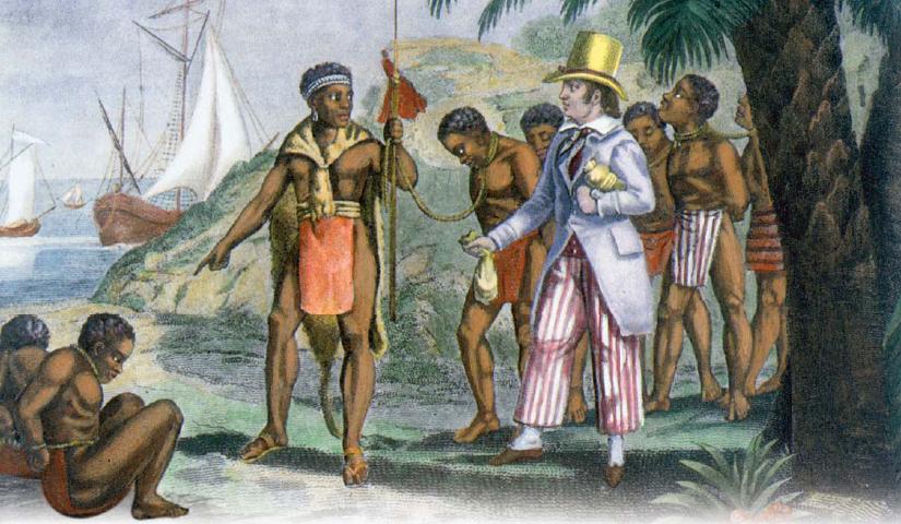 dom esclavitud