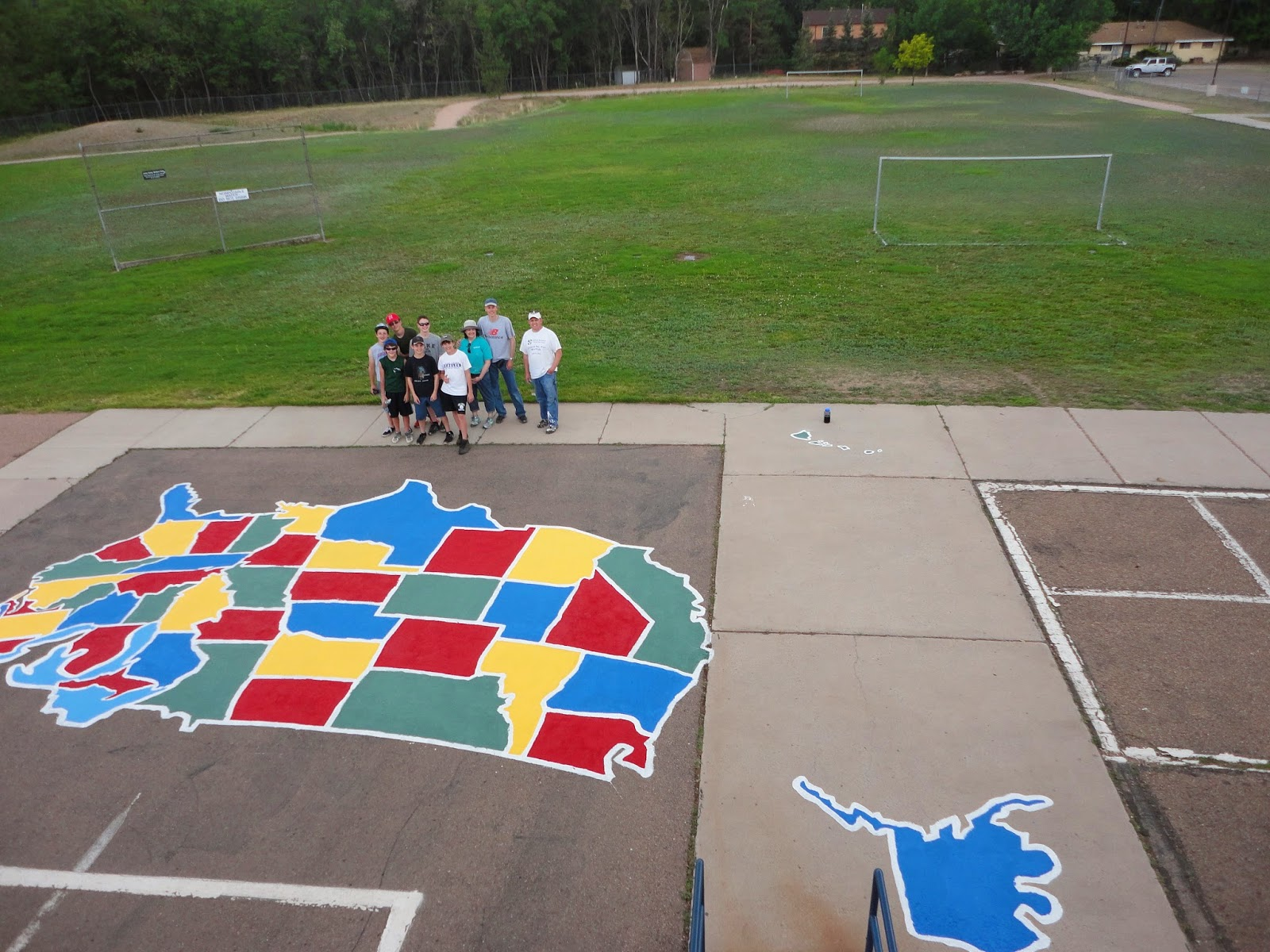 Peaceful Playgrounds Recess Doctor Blog Eagle Scout US