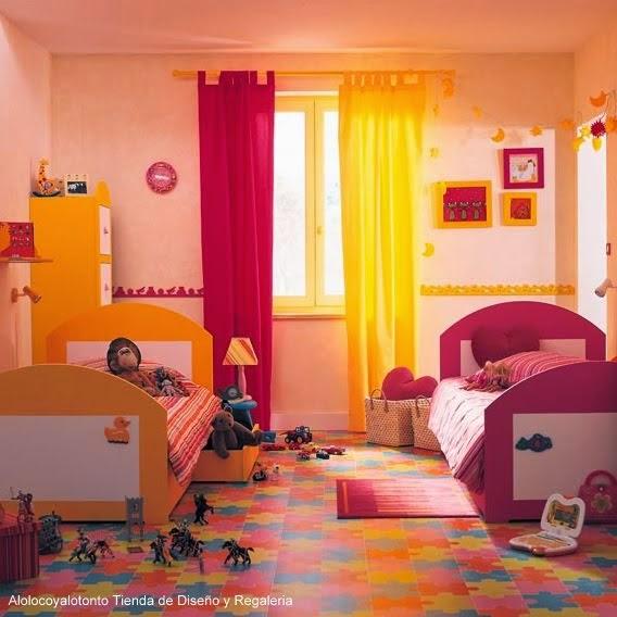 Alolocoyalotonto tienda de dise o c rdoba decoraci n en for Decoracion de cuartos infantiles