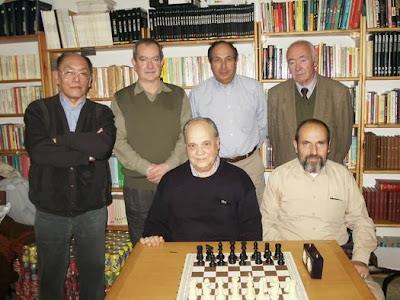 La selección catalana de Veteranos