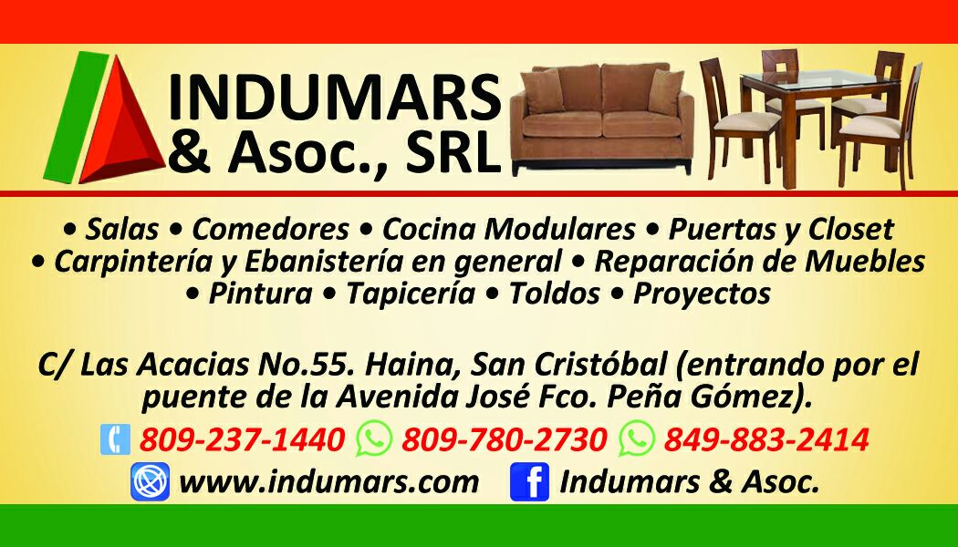 INDUMARS & Asoc.,RSL