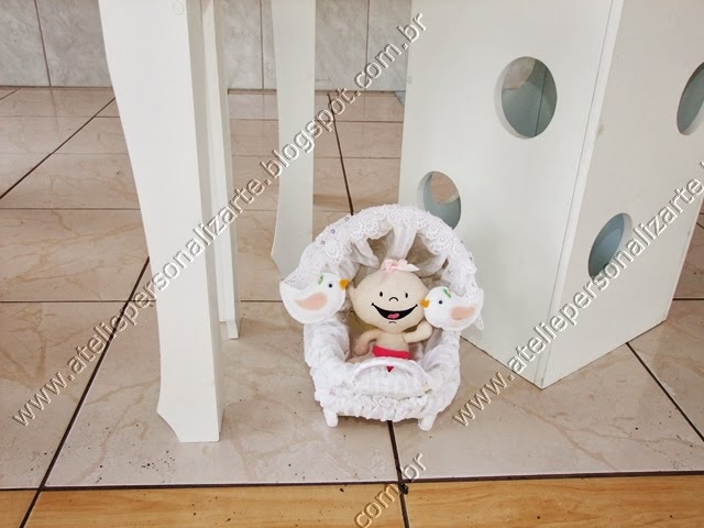 decoracao provençal de cha de bebe em porto alegre