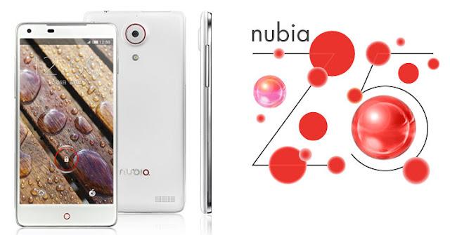 ZTE Nubia Z5 | Especificaciones técnicas e imágenes