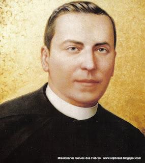 Imagem do Beato Giácomo Cusmano