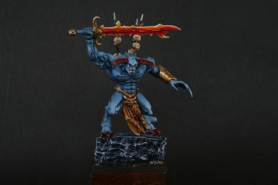 Principe demonio para Warhammer