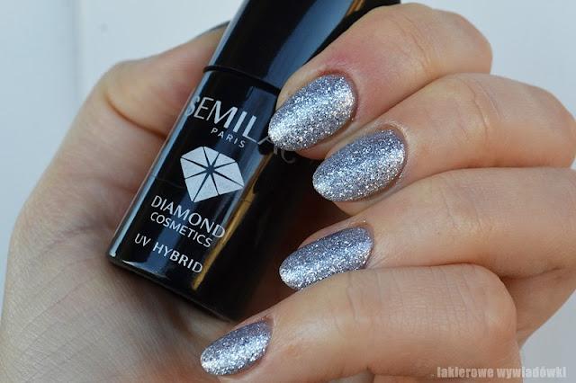 Semilac Uv Hybrid Diamond Ring