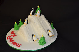 Ronald McDonald house Christmas cake - Brisbane