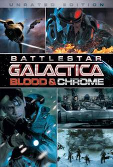Download Battlestar Galactica Sangue & Chrom Dublado RMVB + AVI Dual Áudio Torrent DVDRip