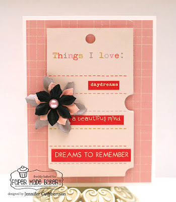 Hello Friends, Jennifer Here With A Card To Share With You That I Made  Using Some Of The Wonderful Supplies In This Monthu0027s