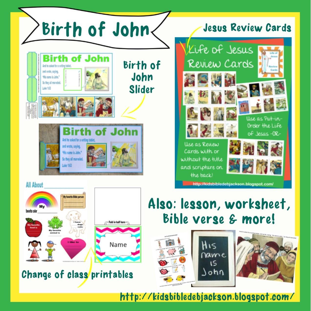 http://kidsbibledebjackson.blogspot.com/2014/05/birth-of-john-baptist.html