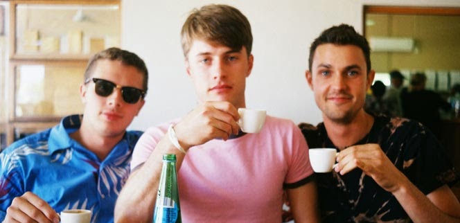 Beatenberg Wins Album of The Year At The SAMAs XXI.