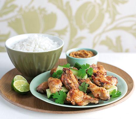 Cooking-Chicken-Recipes-Smoky-Chicken-Wings-Recipe