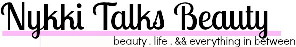 Nykki-talks-beauty