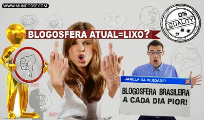 Blogosfera é Lixo - Um Asno