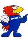Gambar Footix, Maskot Piala Dunia tahun 1998 Perancis