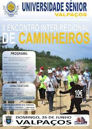 II Encontro Inter-Regional de Caminheiros