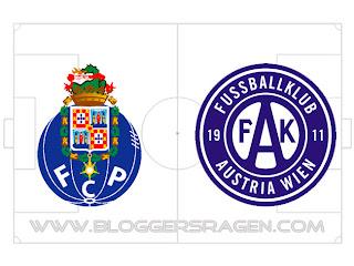 Prediksi Pertandingan Porto vs Austria Wien