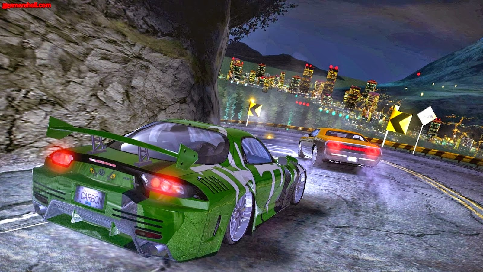 Need for Speed Road and Track Presents