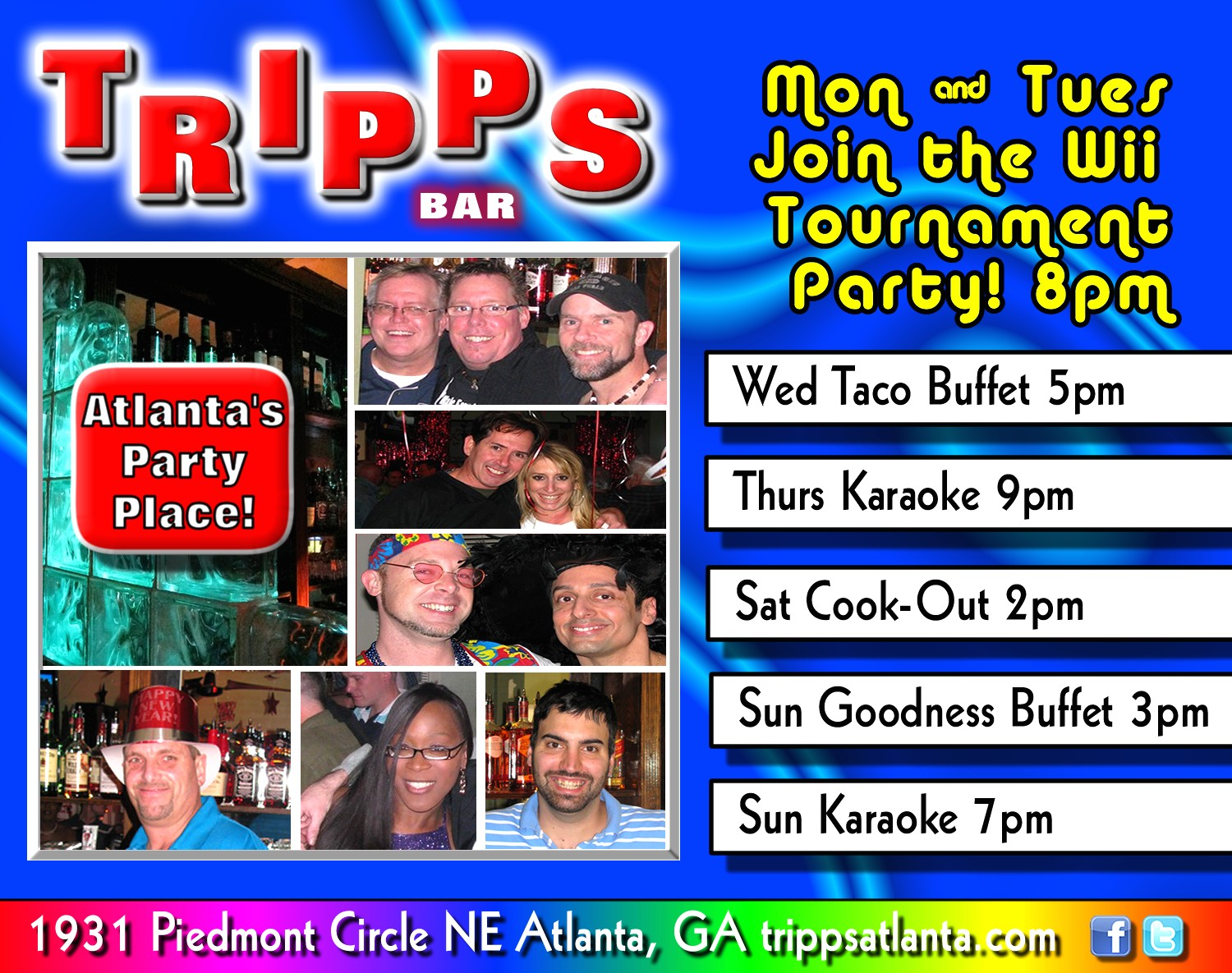 Gay party bar atlanta