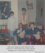 INTERCOURSE MAGAZINE STAFF 1968