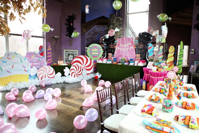 Table Decorating Ideas For Parties