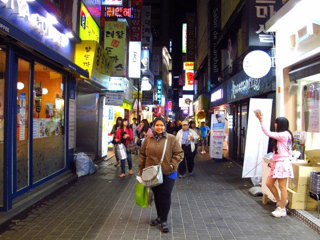 Hair Salon Myeongdong | becoming seoul s goddess tours