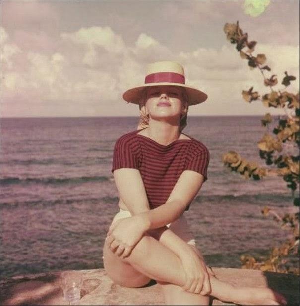 marilyn disfrutando del verano