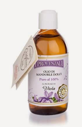 olio viola provenzali