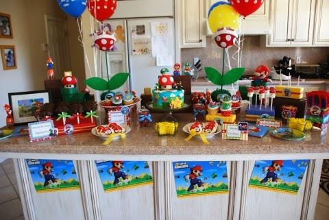 los nios de todas las edades e incluso los adultos podrn disfrutar de la celebracin de un cumpleaos con este tema fiestas infantiles
