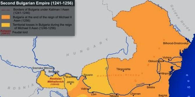 Raja Kaliman Asen di Bulgaria (1241-1246)