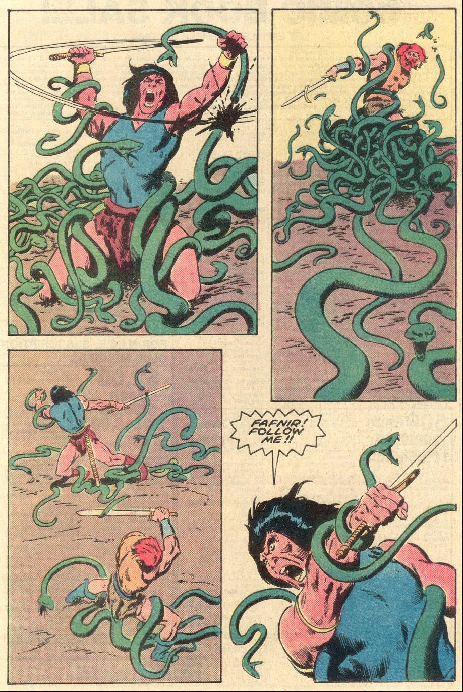 Conan the Barbarian (1970) Issue #162 #174 - English 14
