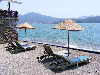 Şat Beach Club, Çalış Beach