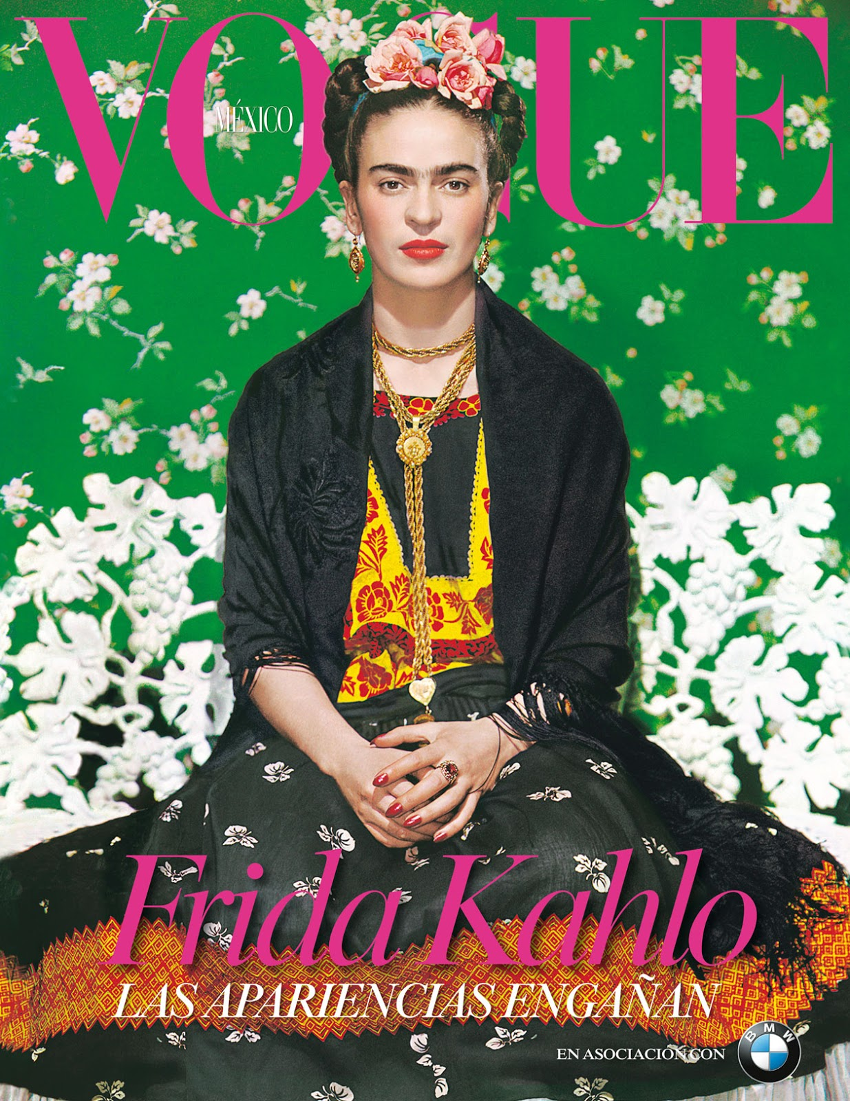 Exhiben las prendas de vestir de frida kahlo que explican - Estilo frida kahlo ...