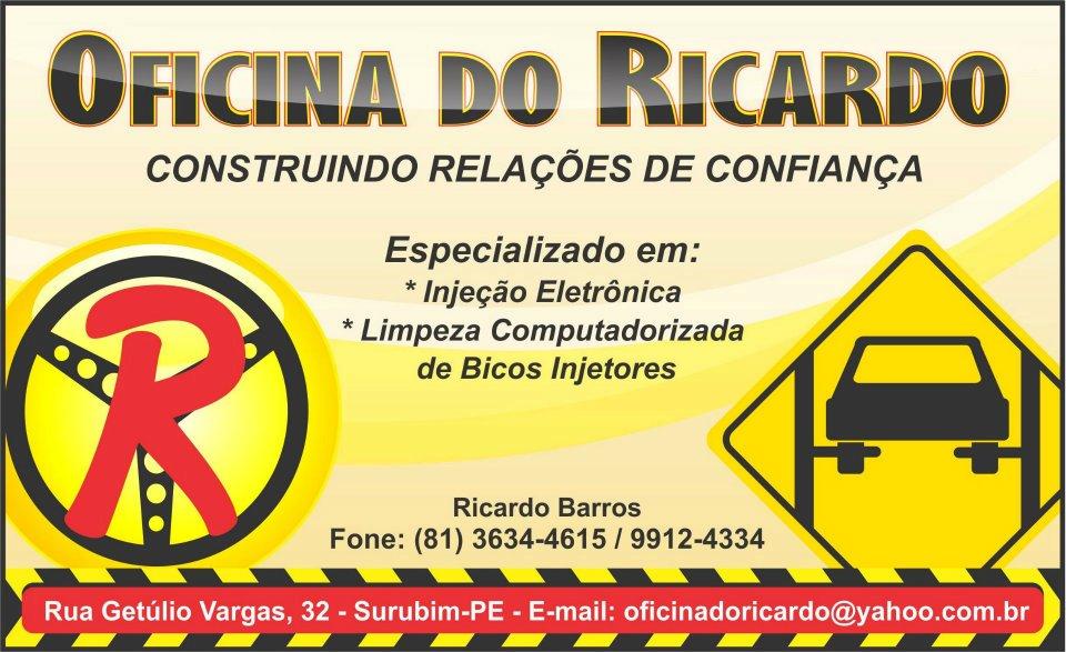 Oficina do Ricardo