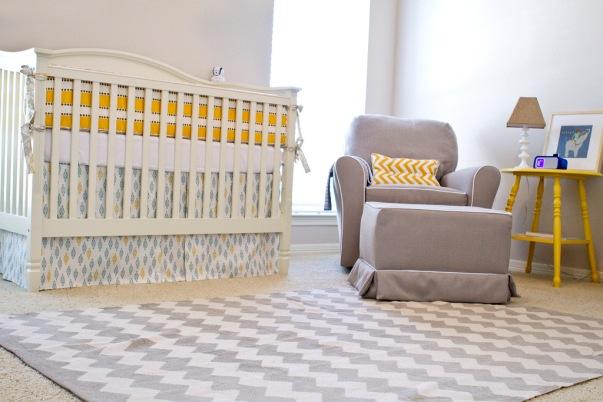 decoracao de quarto de bebe azul e amarelo:Decoração de quarto de bebê – Parte II
