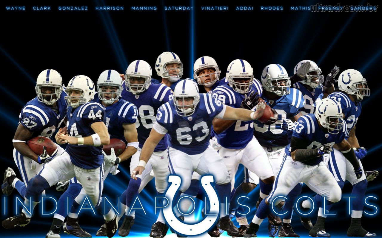 Indianapolis Colts Widescreen Wallpaper