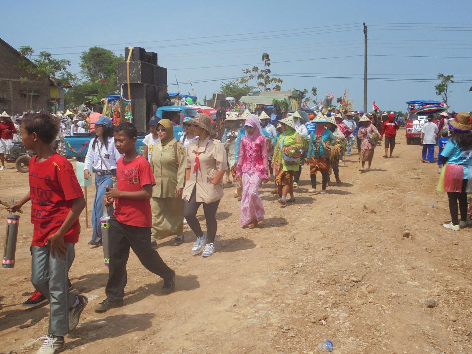 Karnaval Desa Tayu Wetan 2014